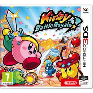 KIRBY BATTLE ROYALE (3DS, 2DS)