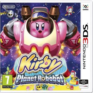 KIRBY PLANET ROBOBOT (3DS, 2DS)