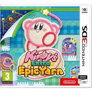 KIRBY'S EXTRA EPIC YARN (3DS, 2DS)