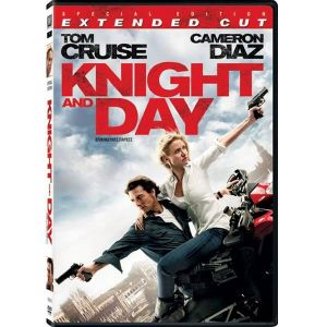 KNIGHT AND DAY - ΕΠΙΚΙΝΔΥΝΕΣ ΠΑΡΕΕΣ (DVD)