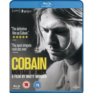 KURT COBAIN: MONTAGE OF HECK (BLU-RAY)