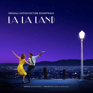 LA LA LAND - ORIGINAL MOTION PICTURE SOUNDTRACK (AUDIO CD)