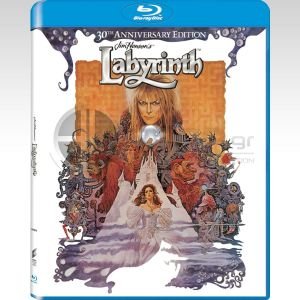 LABYRINTH - Ο ΛΑΒΥΡΙΝΘΟΣ [4K ReMASTERED] 30th Anniversary Edition (BLU-RAY)