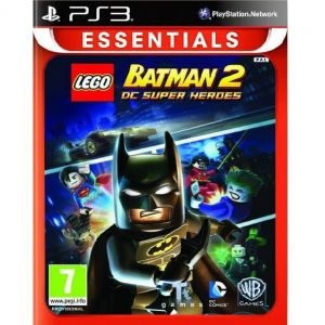 LEGO BATMAN 2 DC SUPER HEROES - Essentials (PS3)