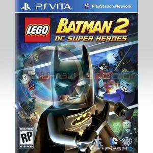 LEGO BATMAN 2 DC SUPER HEROES (PS VITA)