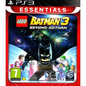 LEGO BATMAN 3: BEYOND GOTHAM - Essentials (PS3)