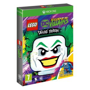 LEGO DC SUPER - VILLAINS Deluxe Edition (XBOX ONE)