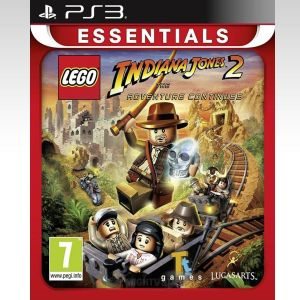 LEGO INDIANA JONES 2 - ESSENTIALS (PS3)