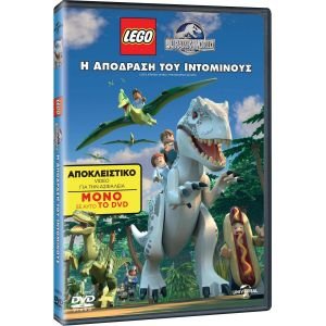 LEGO JURASSIC WORLD: THE INDOMINUS ESCAPE (DVD)