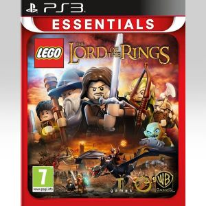LEGO - LORD OF THE RINGS - ESSENTIALS (PS3)