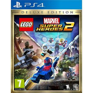 LEGO MARVEL SUPER HEROES 2 - Deluxe Edition (PS4)