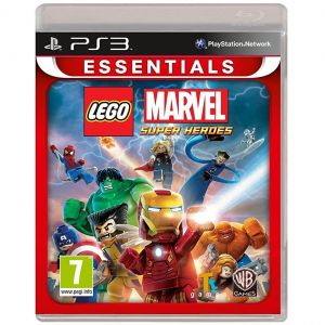 LEGO MARVEL SUPER HEROES - ESSENTIALS (PS3)