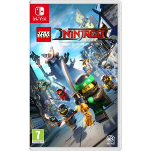 LEGO NINJAGO: THE MOVIE VIDEOGAME (NSW)