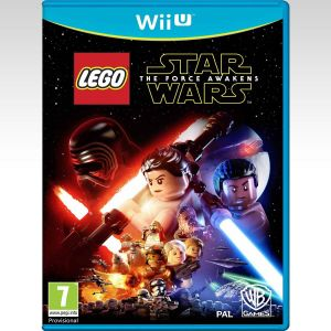 LEGO STAR WARS: THE FORCE AWAKENS (Wii U)