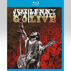 LENNY KRAVITZ: JUST LET GO LIVE (BLU-RAY)