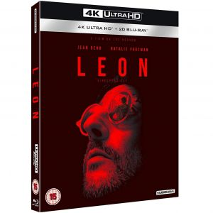 LEON 4K+2D [Imported] (4K UHD BLU-RAY + BLU-RAY)