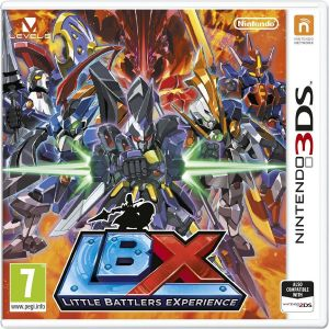LITTLE BATTLERS EXPERIENCE (3DS, 2DS)