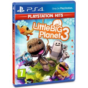 LITTLE BIG PLANET 3 PlayStation Hits (PS4)