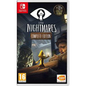LITTLE NIGHTMARES Complete Edition (NSW)