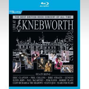 LIVE AT KNEBWORTH [SD UPSCALED] (BLU-RAY)