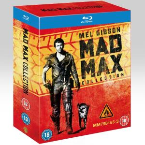MAD MAX 1-3 COLLECTION (3 BLU-RAY)