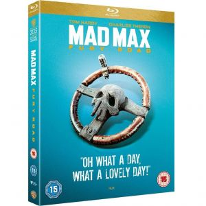 MAD MAX: FURY ROAD - MAD MAX: Ο ΔΡΟΜΟΣ ΤΗΣ ΟΡΓΗΣ Slipcover (BLU-RAY)