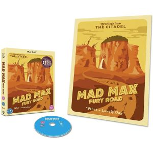 MAD MAX: FURY ROAD Special Poster Edition (BLU-RAY)