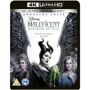 MALEFICENT 2: MISTRESS OF EVIL [Imported] (4K UHD BLU-RAY + BLU-RAY)