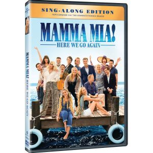 MAMMA MIA! HERE WE GO AGAIN (DVD)