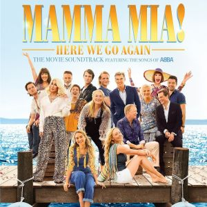MAMMA MIA! HERE WE GO AGAIN - ORIGINAL MOTION PICTURE SOUNDTRACK (AUDIO CD)