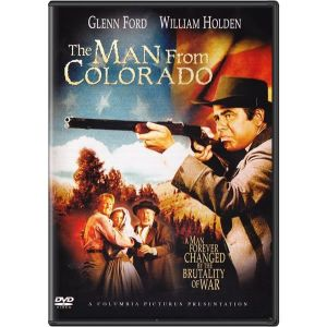 MAN FROM COLORADO (DVD)