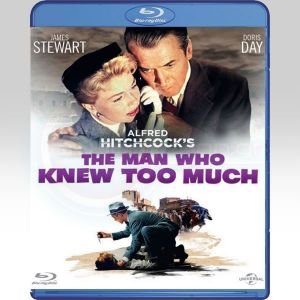 MAN WHO KNEW TOO MUCH (BLU-RAY)