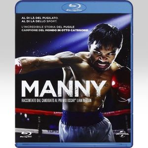 MANNY [Imported] (BLU-RAY)