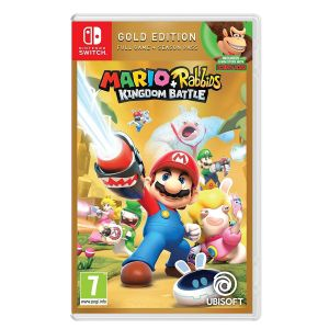 MARIO + RABBIDS: KINGDOM BATTLE - Gold Edition (NSW)