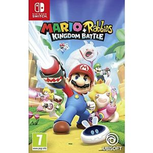 MARIO + RABBIDS: KINGDOM BATTLE (NSW)
