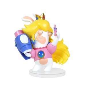 MARIO + RABBIDS: KINGDOM BATTLE - PEACH 3'' Figurine