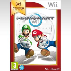 MARIO KART - SELECTS (Wii)