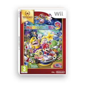 MARIO PARTY 9 - SELECTS (Wii)