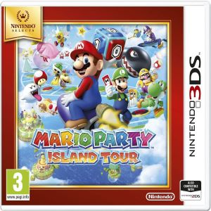 MARIO PARTY: ISLAND TOUR - SELECTS (3DS, 2DS)