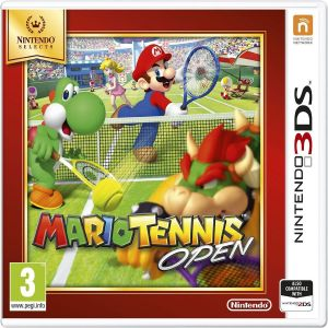 MARIO TENNIS OPEN - SELECTS (3DS, 2DS)
