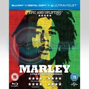MARLEY (BLU-RAY + DIGITAL COPY + ULTRAVIOLET)