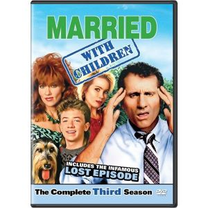 MARRIED WITH CHILDREN Season 3 (DVD)