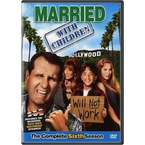 MARRIED WITH CHILDREN Season 6 (DVD)