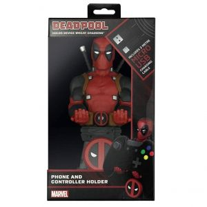 MARVEL - DEADPOOL CABLE GUY Phone & Controller Holder