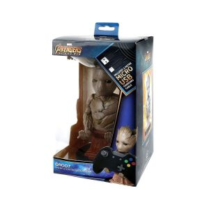 MARVEL - GROOT CABLE GUY Phone & Controller Holder