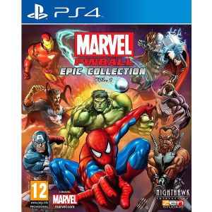 MARVEL PINBALL - EPIC COLLECTION VOLUME 1 (PS4)