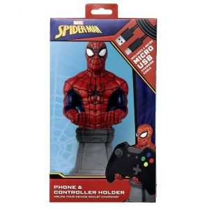 MARVEL - SPIDER-MAN CABLE GUY Phone & Controller Holder