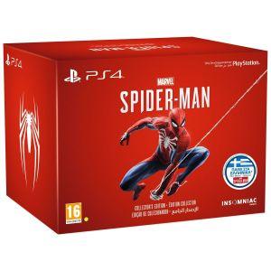 MARVEL'S SPIDER-MAN [ΕΛΛΗΝΙΚΟ] Collector's Edition (PS4)