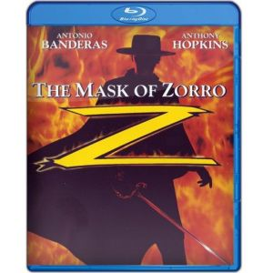 MASK OF ZORRO - Η ΜΑΣΚΑ ΤΟΥ ΖΟΡΟ (BLU-RAY) ***SONY EXCLUSIVE***
