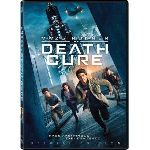 MAZE RUNNER 3: THE DEATH CURE (DVD)